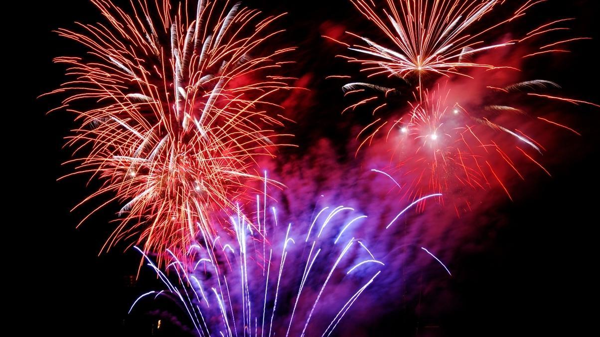 Symbolbild: Feuerwerk