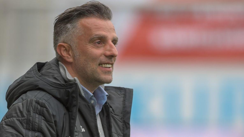 Ingolstadts Trainer Tomas Oral