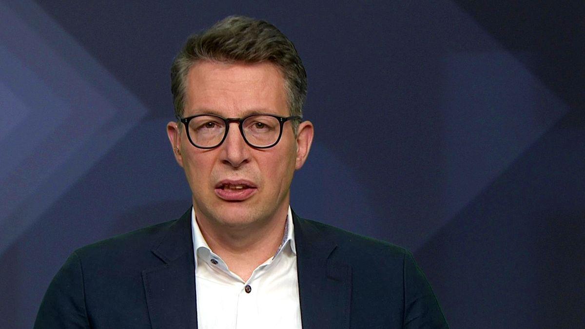 CSU-Generalsekretär Markus Blume im Kontrovers-Interview