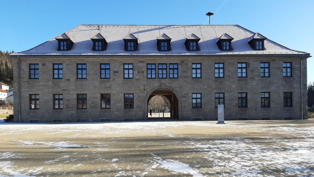 Die KZ-Gedenkstätte Flossenbürg