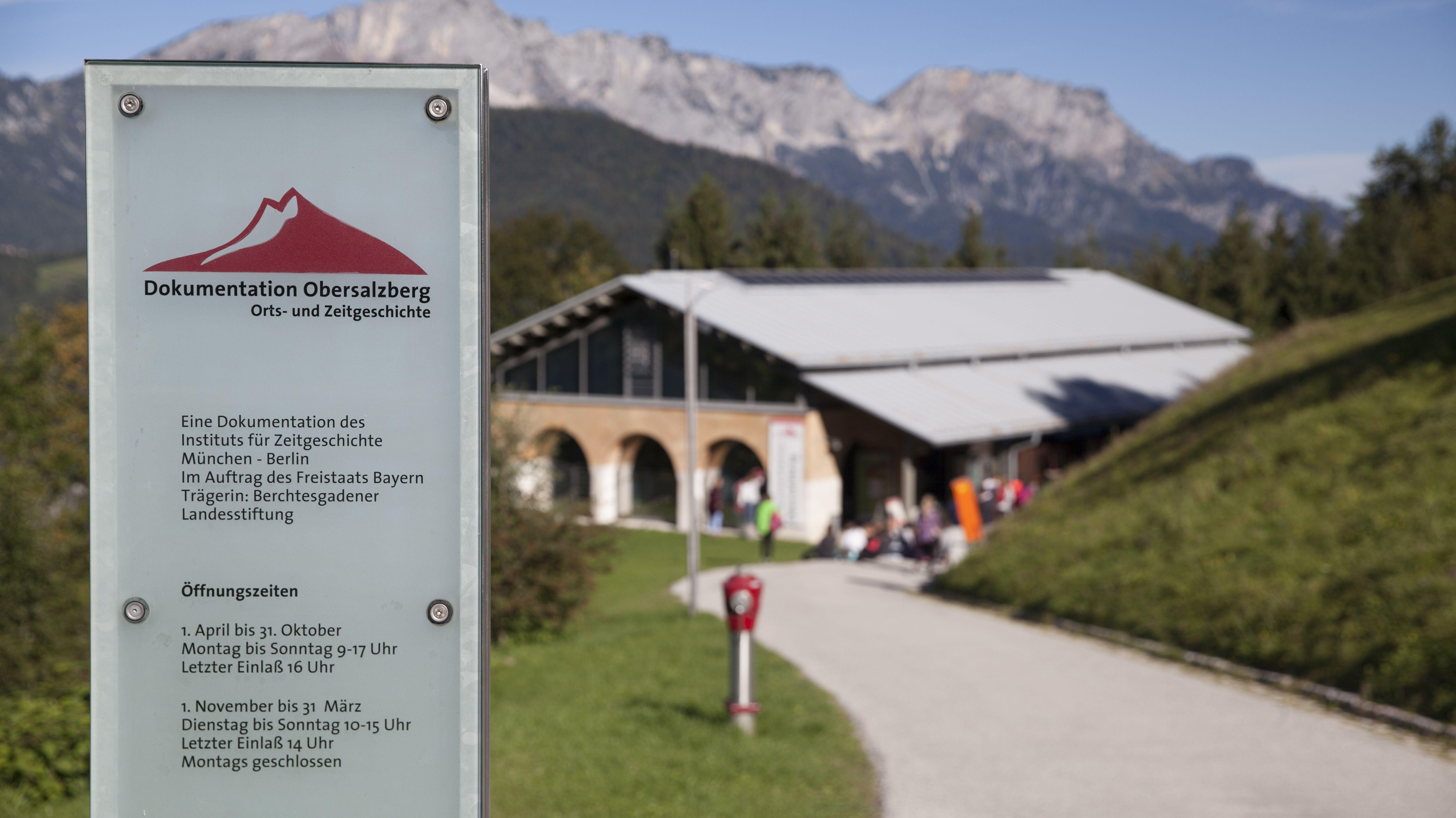 Die Dokumentation Obersalzberg