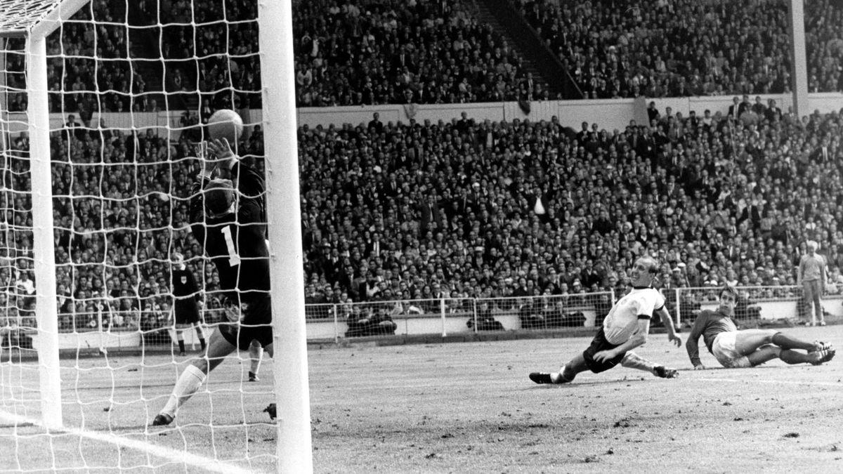 Wembley-Tor 1966