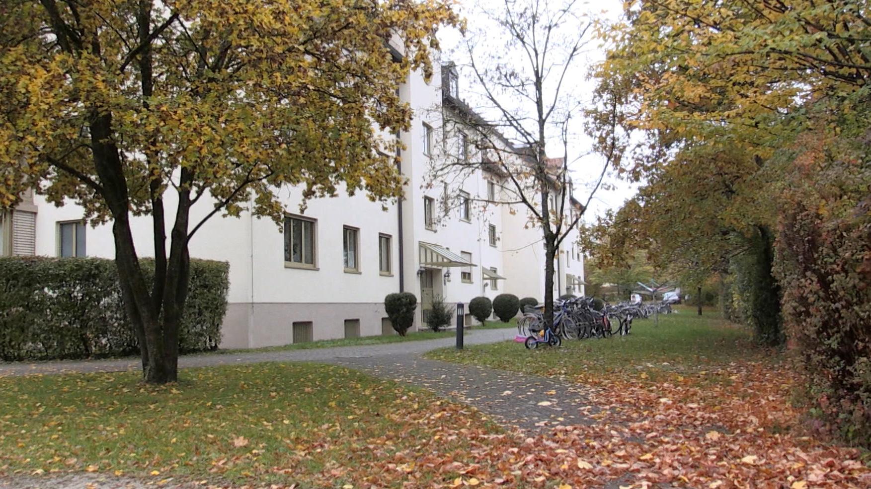 Dienstwohnungen der Barmherzigen Schwestern in Unterhaching