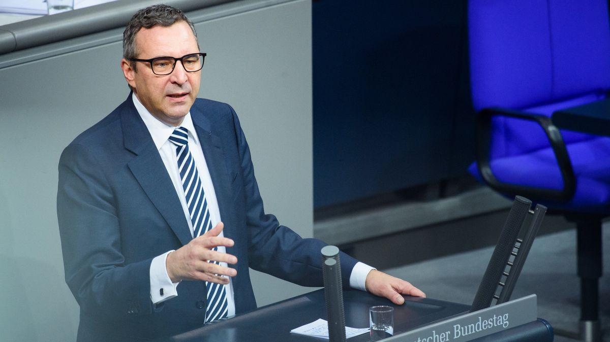 Der CDU-Politiker und wirtschafts- und energiepolitischer Sprecher der Unionsfraktion im Bundestag: Joachim Pfeiffer.