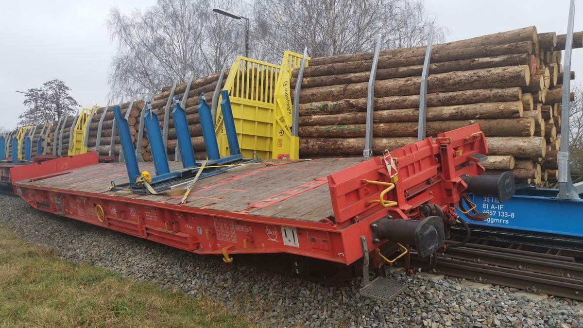 Güterzug bei Bobingen entgleist