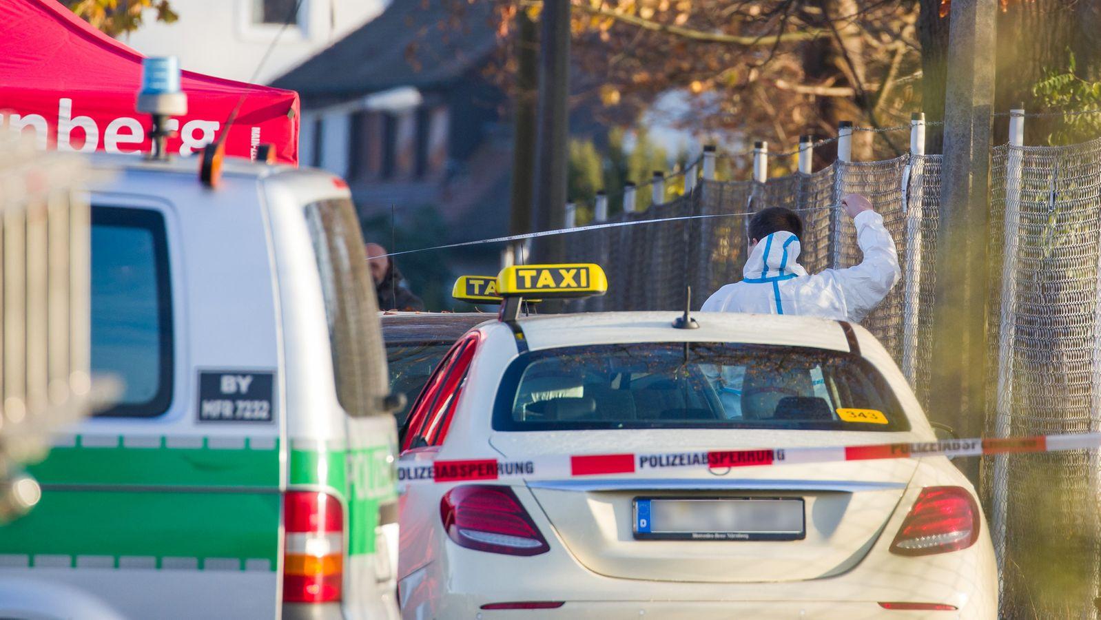 Nach Bluttat in Nürnberg: 66-Jähriger ist tatverdächtig