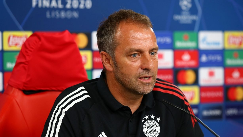 Bayern-Trainer Hansi-Flick