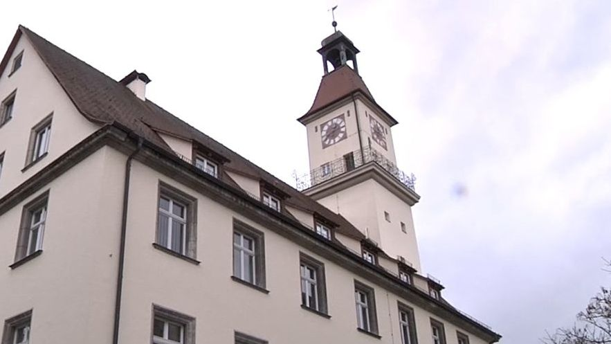 Rathaus von Hersbruck