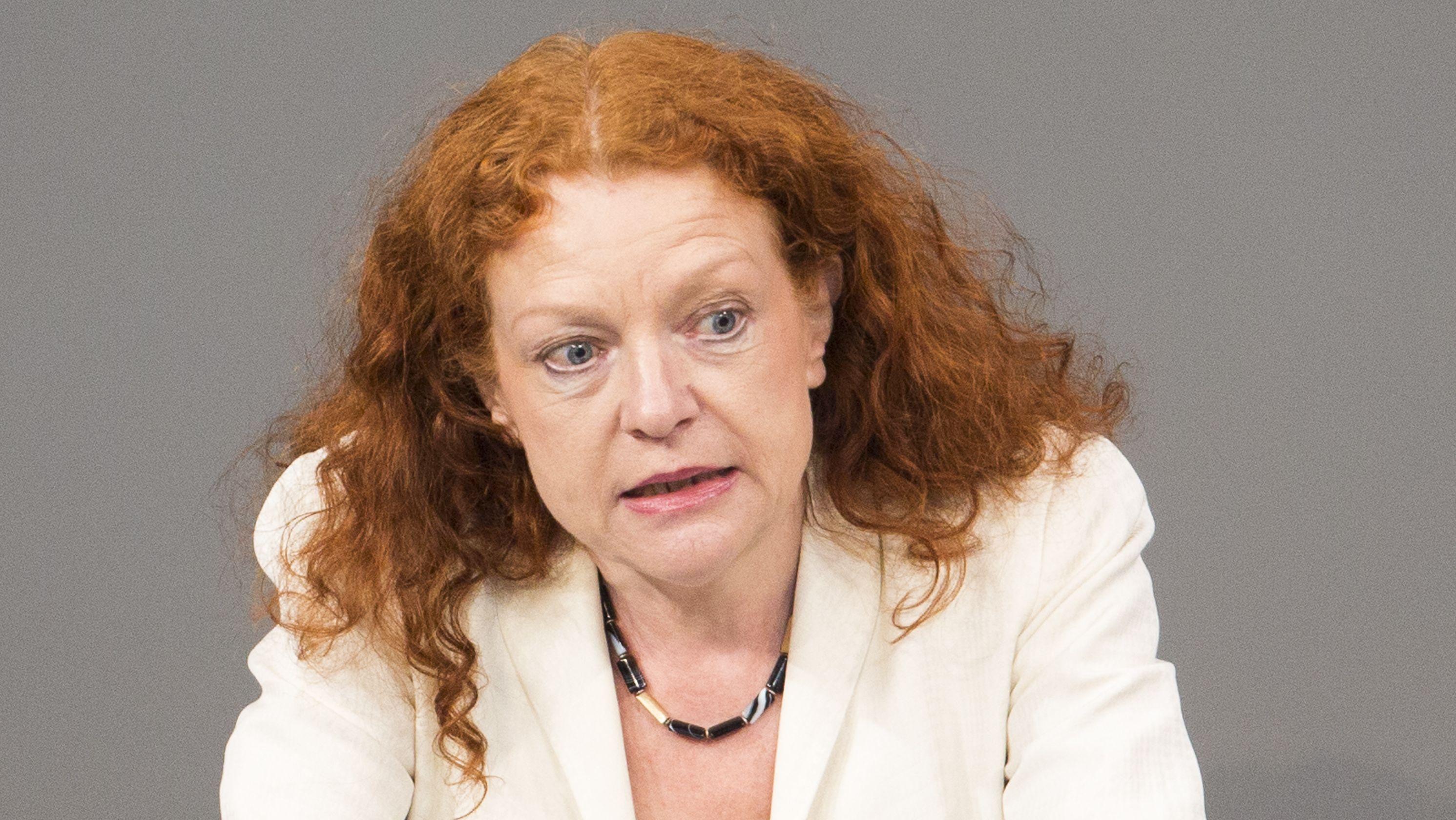Grünen-Abgeordnete Margarete Bause