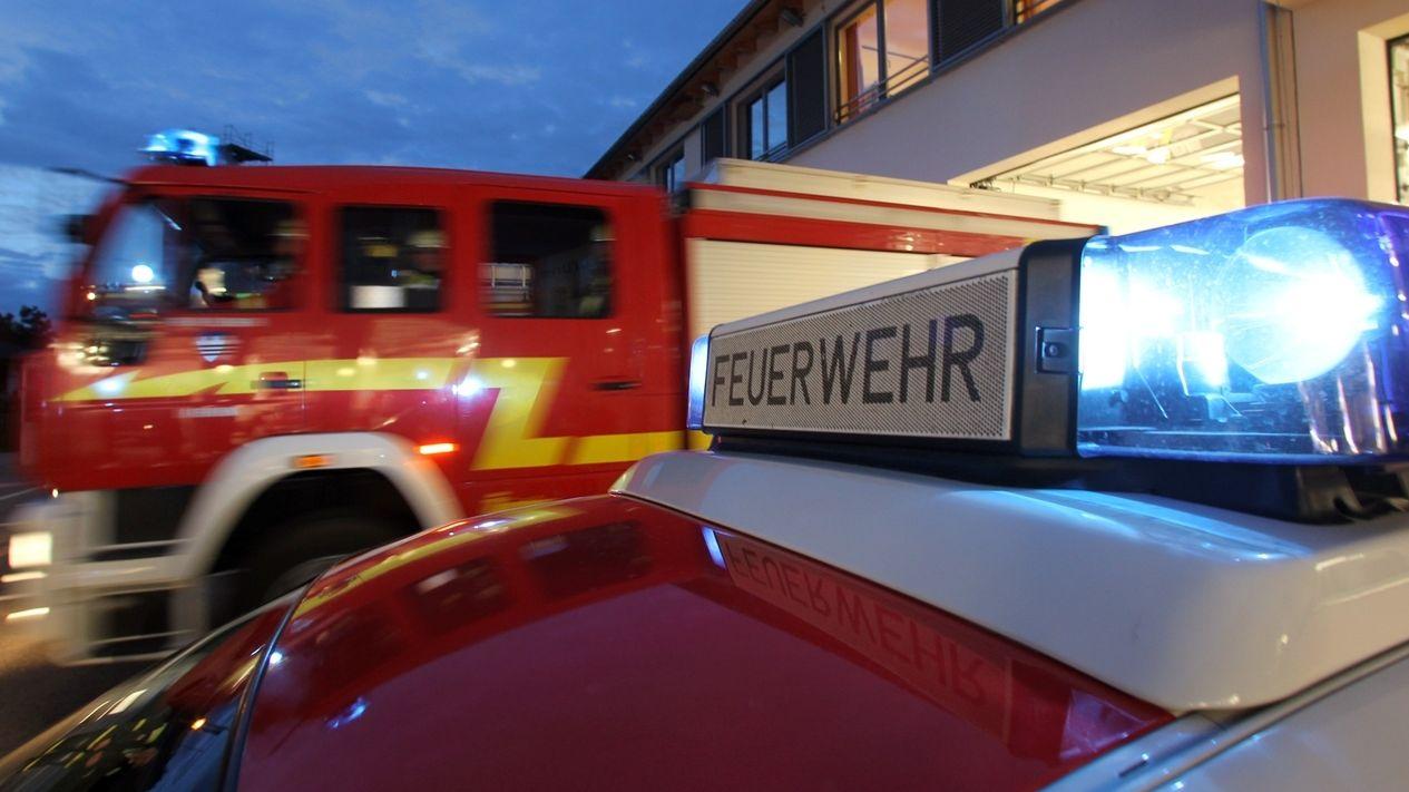 Symbolbild Feuerwehreinsatz