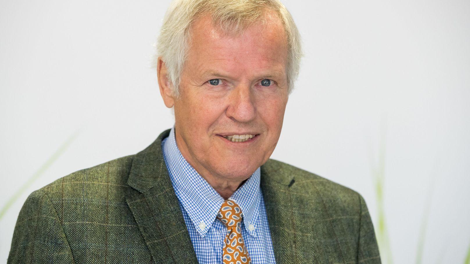 Jürgen Vocke, Präsident des Bayerischen Jagdverbandes (BJV).
