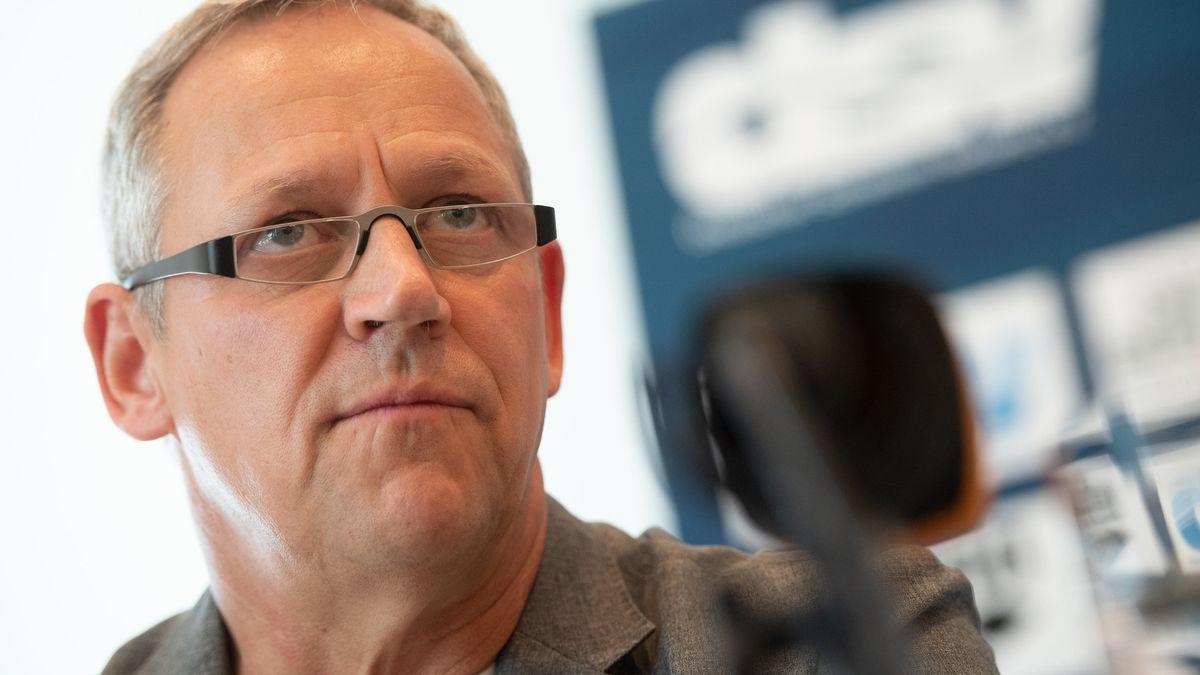Schwimm-Sportdirektor Thomas Kurschilgen.