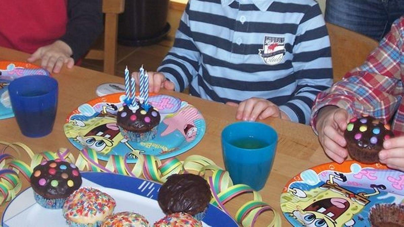 Geburtstag Kindergarten