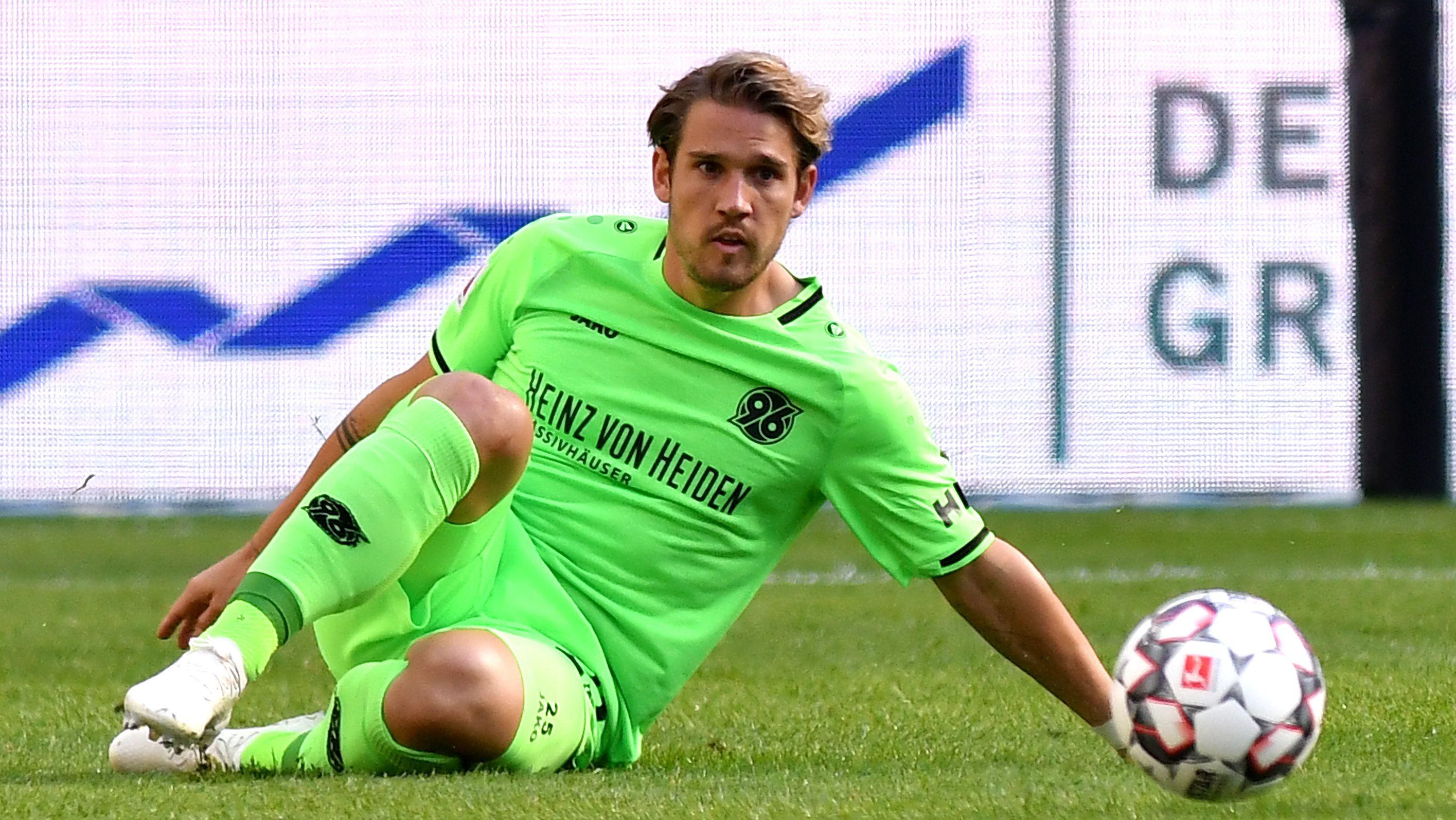 Oliver Sorg wechselt von Hannover 96 zum FCN