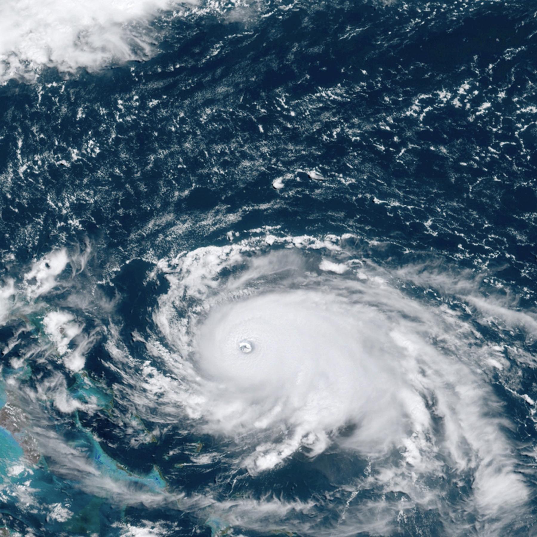 Hurrikans - Zerstörerische Winde in Zeiten des Klimawandels