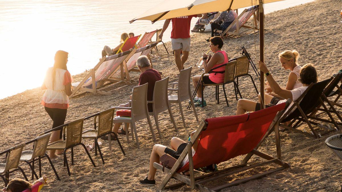 Die Strandbar Deggendorf war in den vergangenen Jahren gut besucht