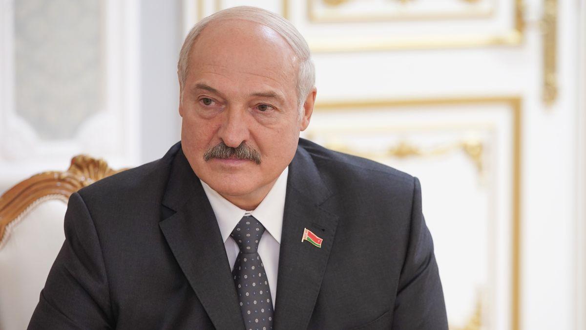 Der belarussische Präsident Alexander Lukaschenko