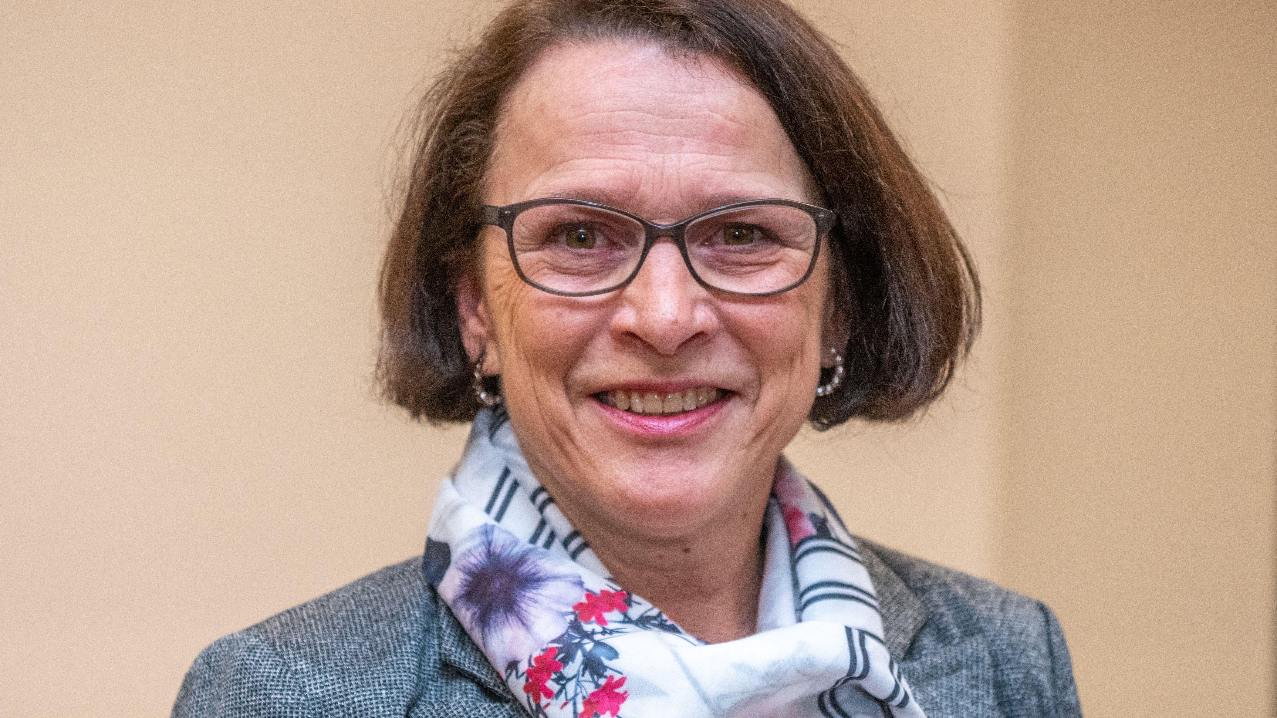Gertrud Maltz-Schwarzfischer (SPD) ist neue Oberbürgermeisterin von Regensburg.