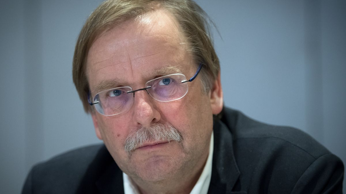 BFV-Präsident und DFB-Vizepräsident Rainer Koch