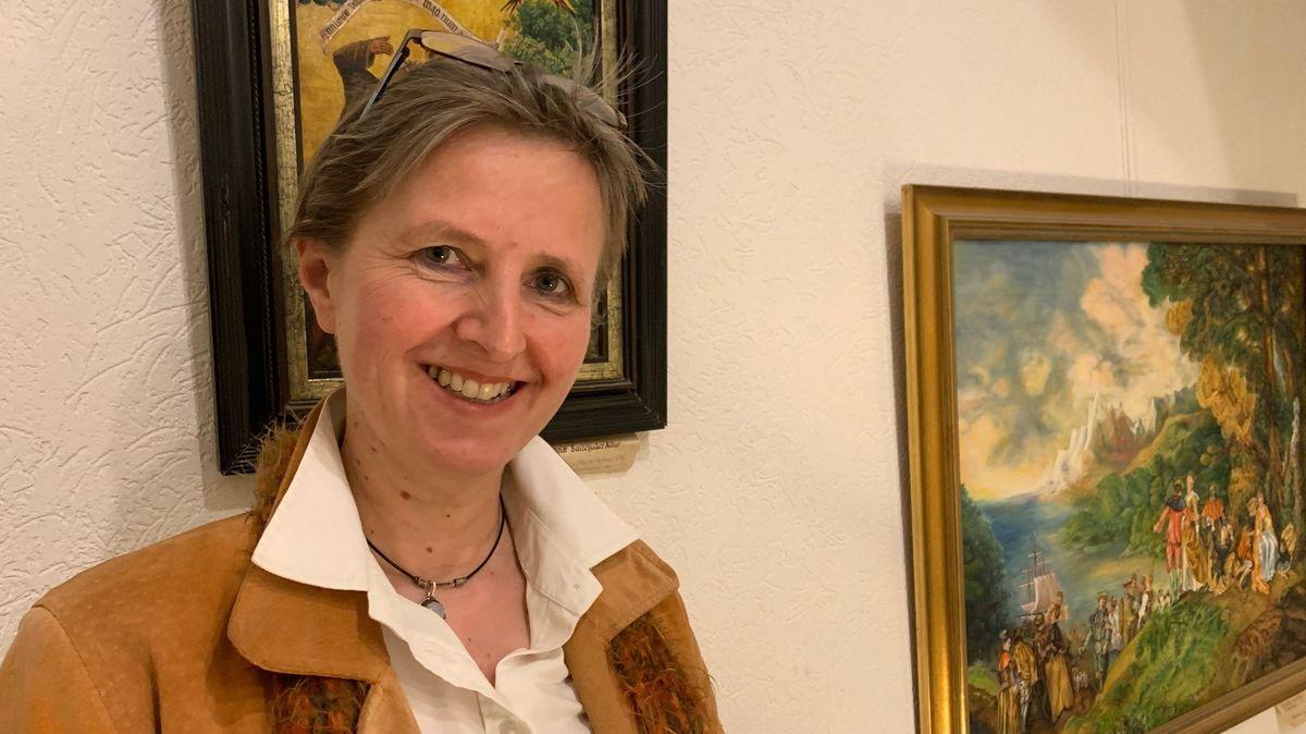 Ruth frank in Breitbrunn