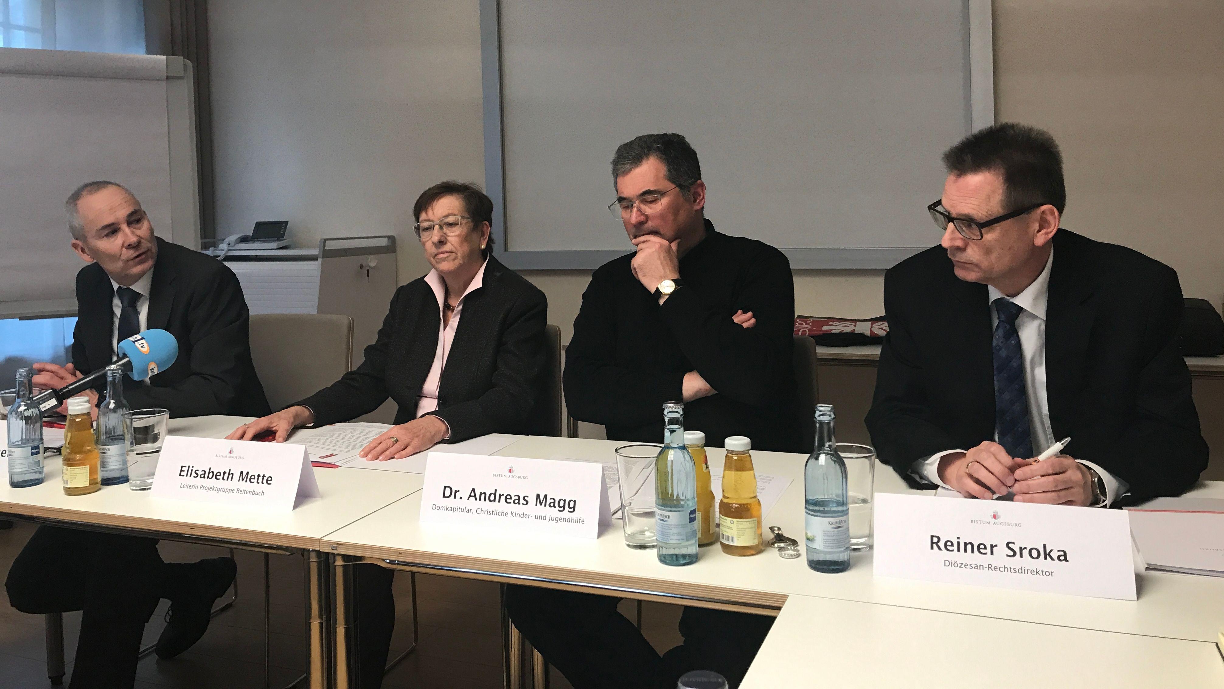 Kinderheim Reitenbuch: Bistum sucht Missbrauchsopfer