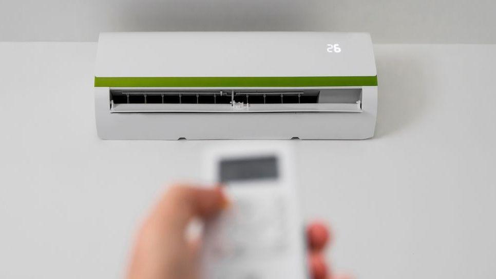 Herkömmliche Klimaanlagen verbrauchen viel Strom