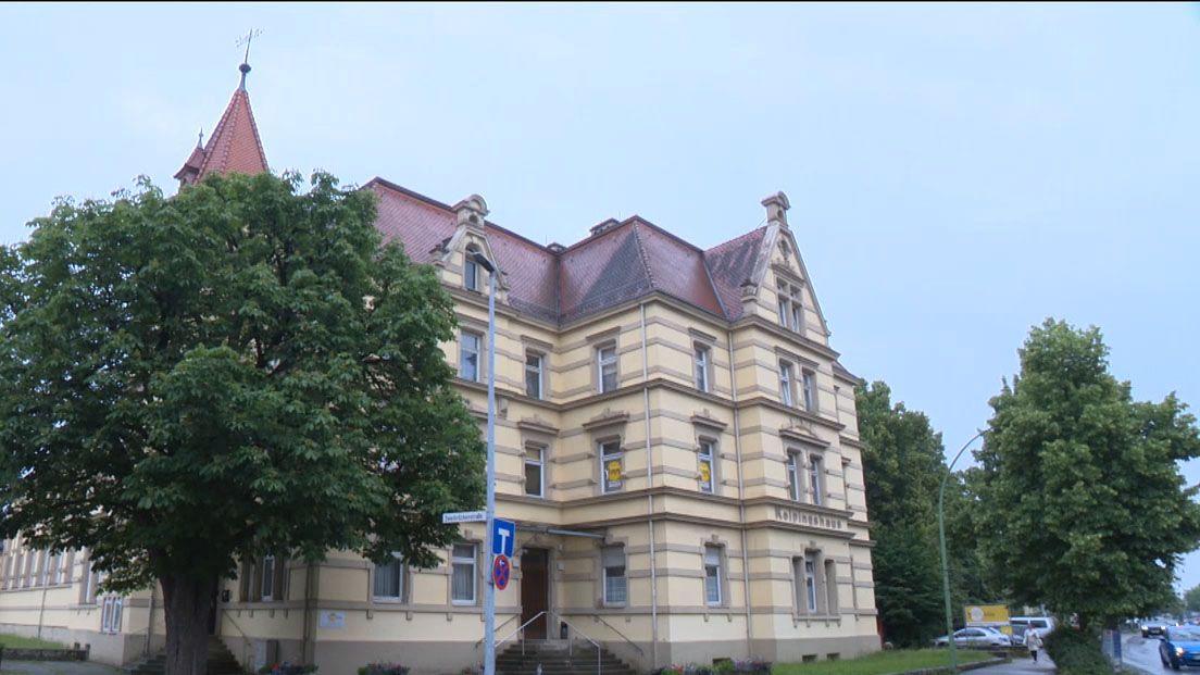 Das Kolpinghaus in Forchheim