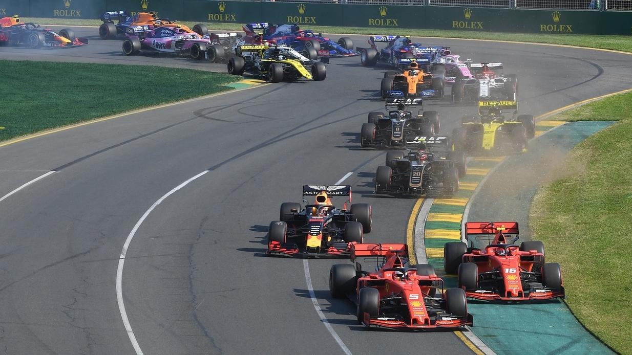 Formel 1: Grand Prix von Australien