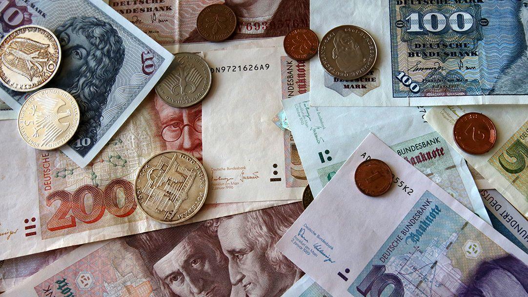 Währungsunion BRD und DDR