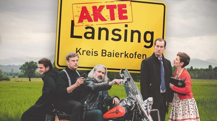 Die Neue Bayerische Satire Serie Akte Lansing