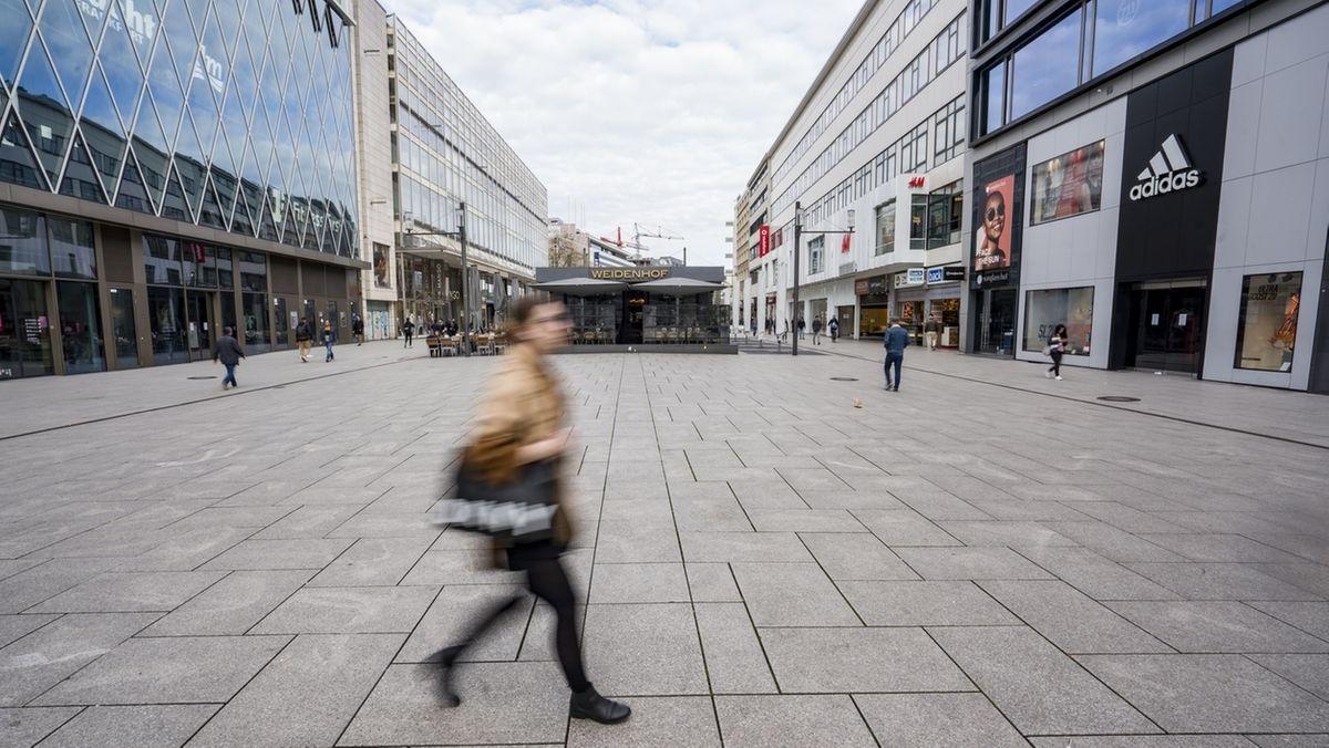 Frankfurter Einkaufsmeile Zeil