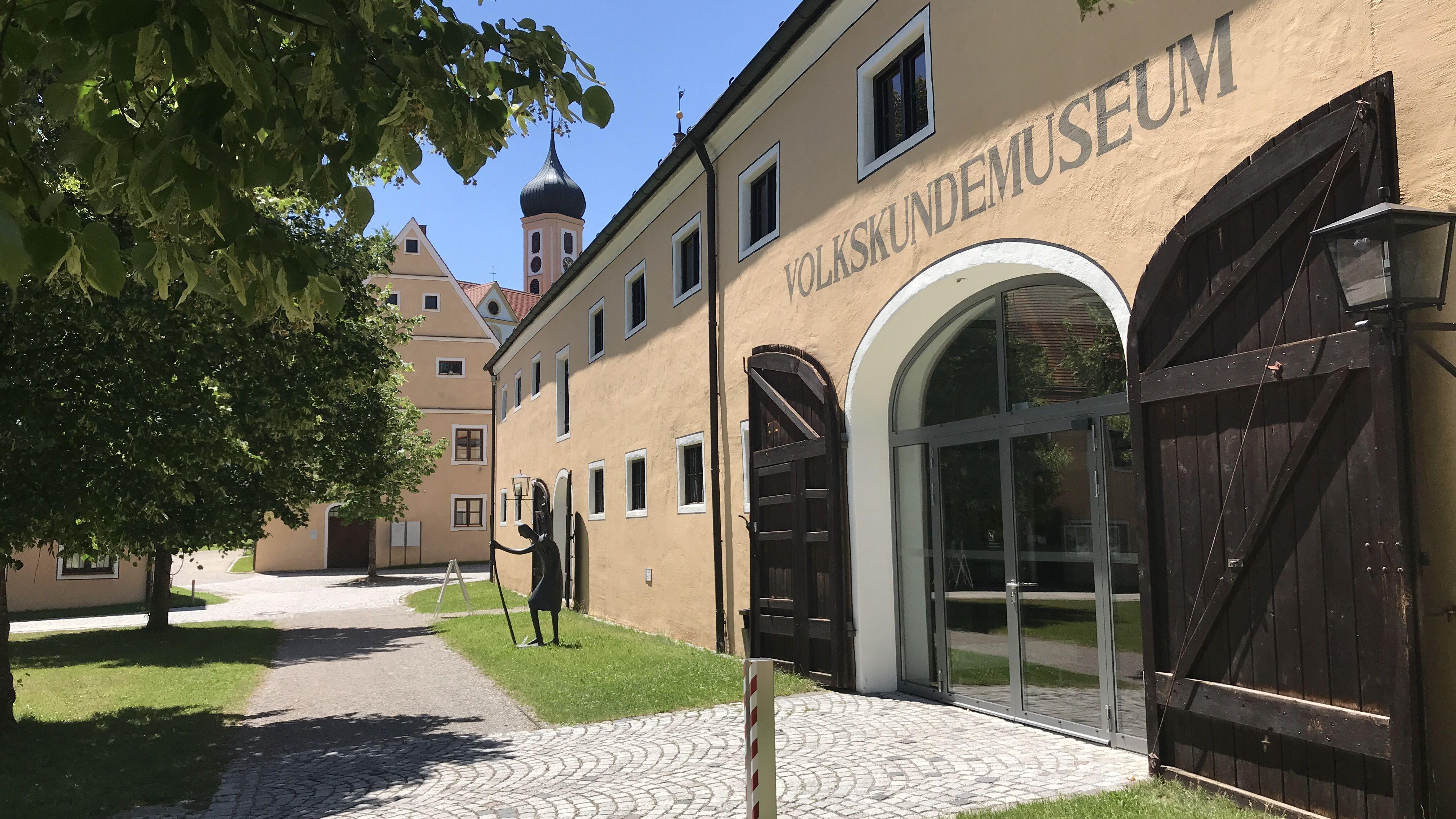 Volkskundemuseum Oberschönenfeld