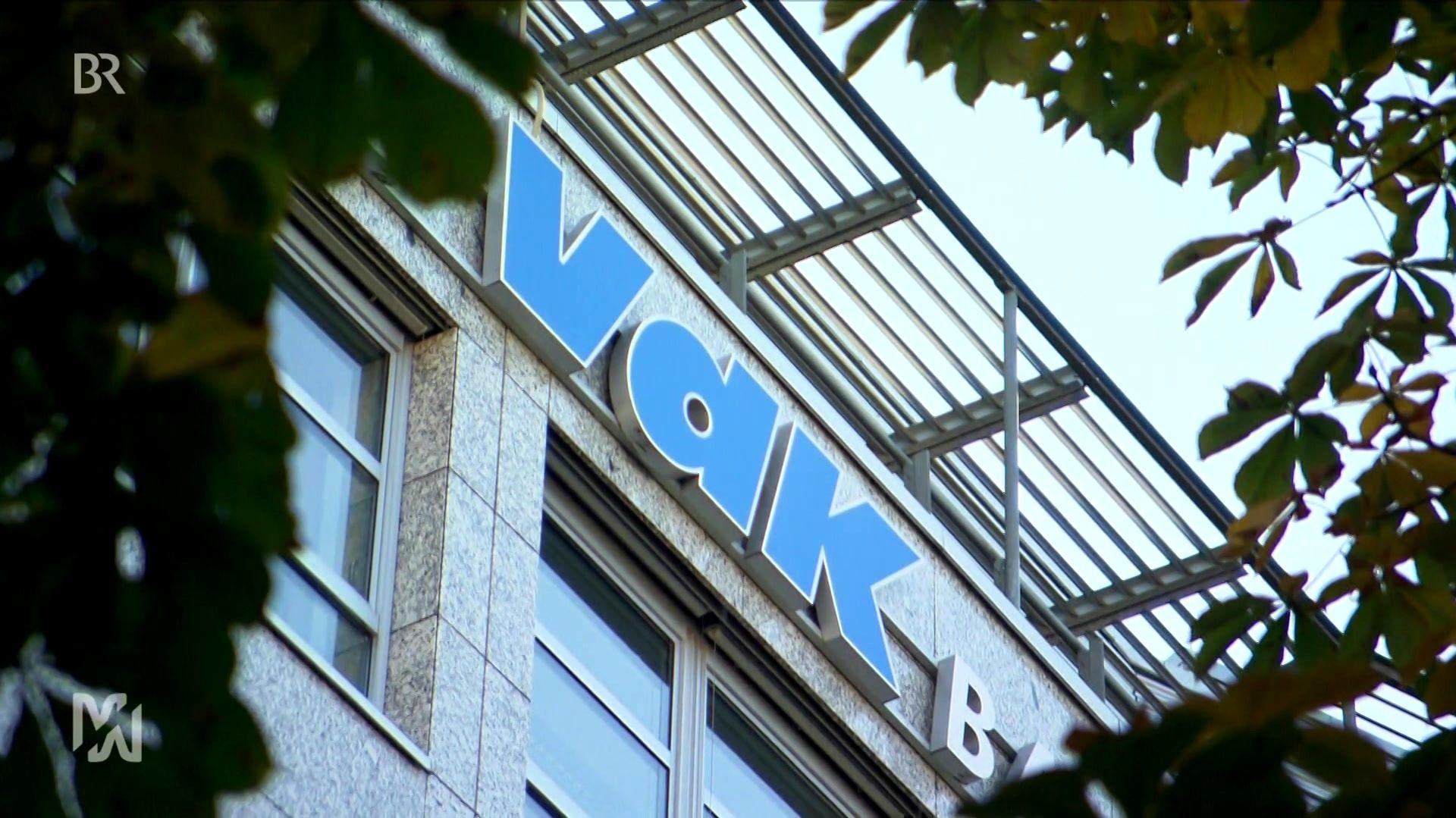 Außenansicht VdK-Gebäude