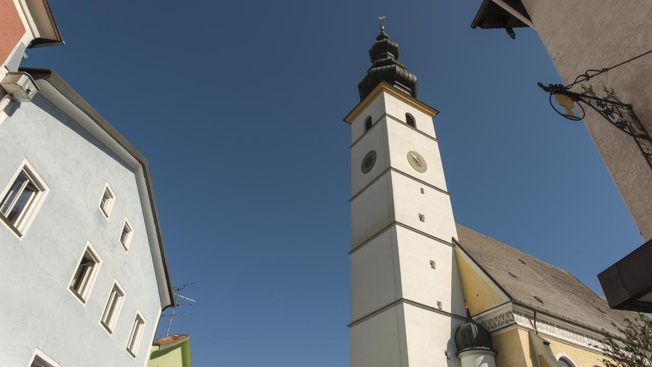 Dorfkirche in Waging