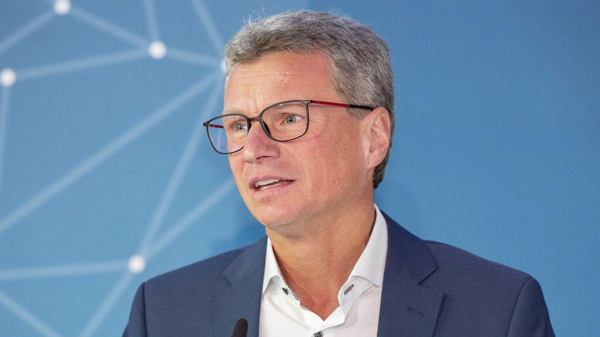 Bernd Sibler (beim Hightech Summit Bamberg am 5.10.2020)