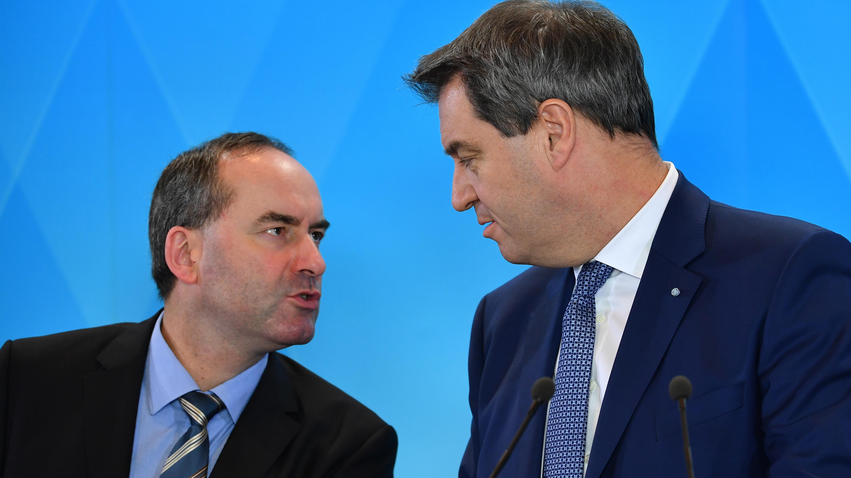 Wie kommt die Koalition aus CSU und Freien Wählern bei den Menschen an? Die Antwort darauf gibt heute der BR BayernTrend