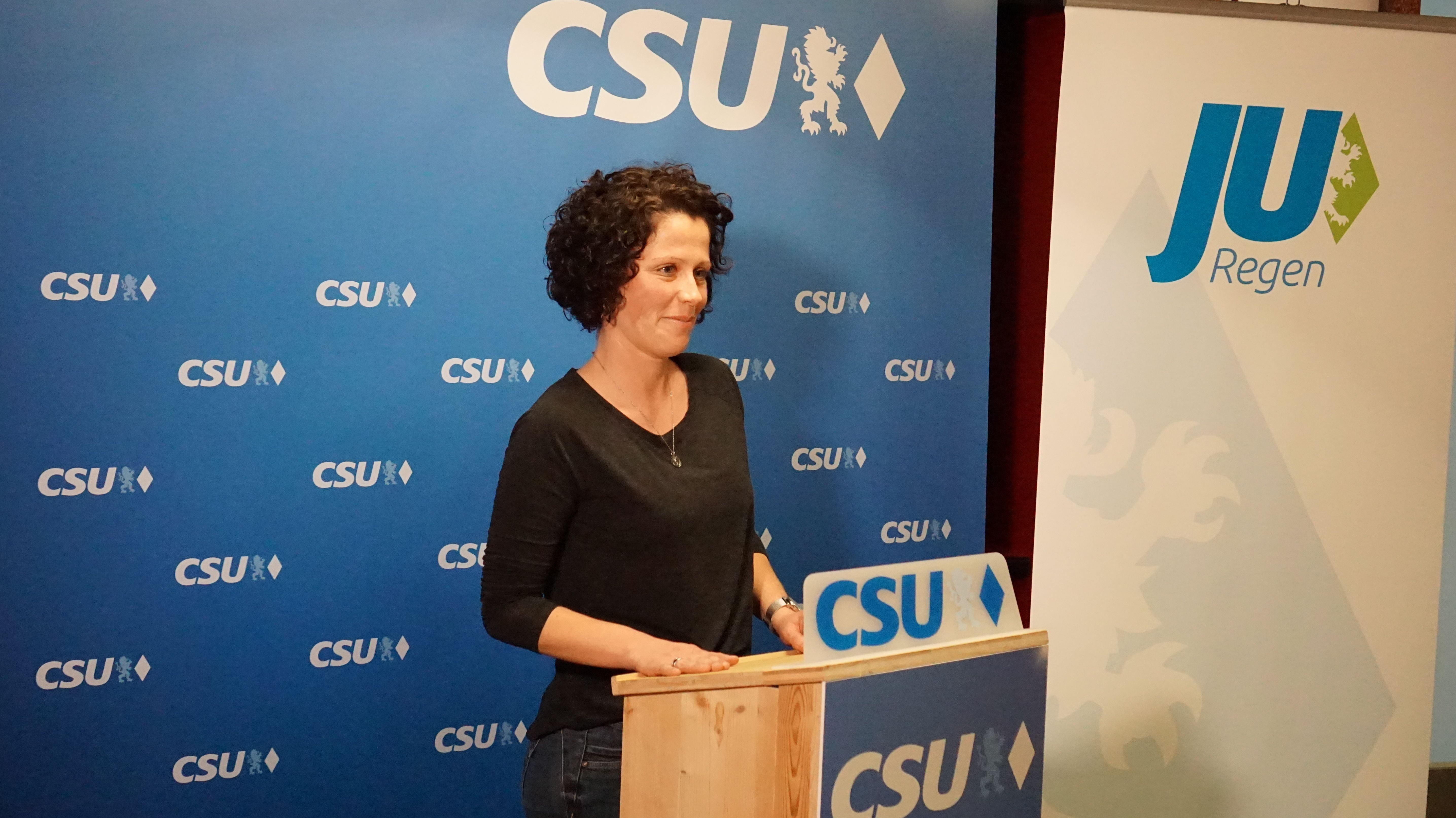 Karolin Fuchs möchte die erste Frau im Patersdorfer Gemeinderat werden.
