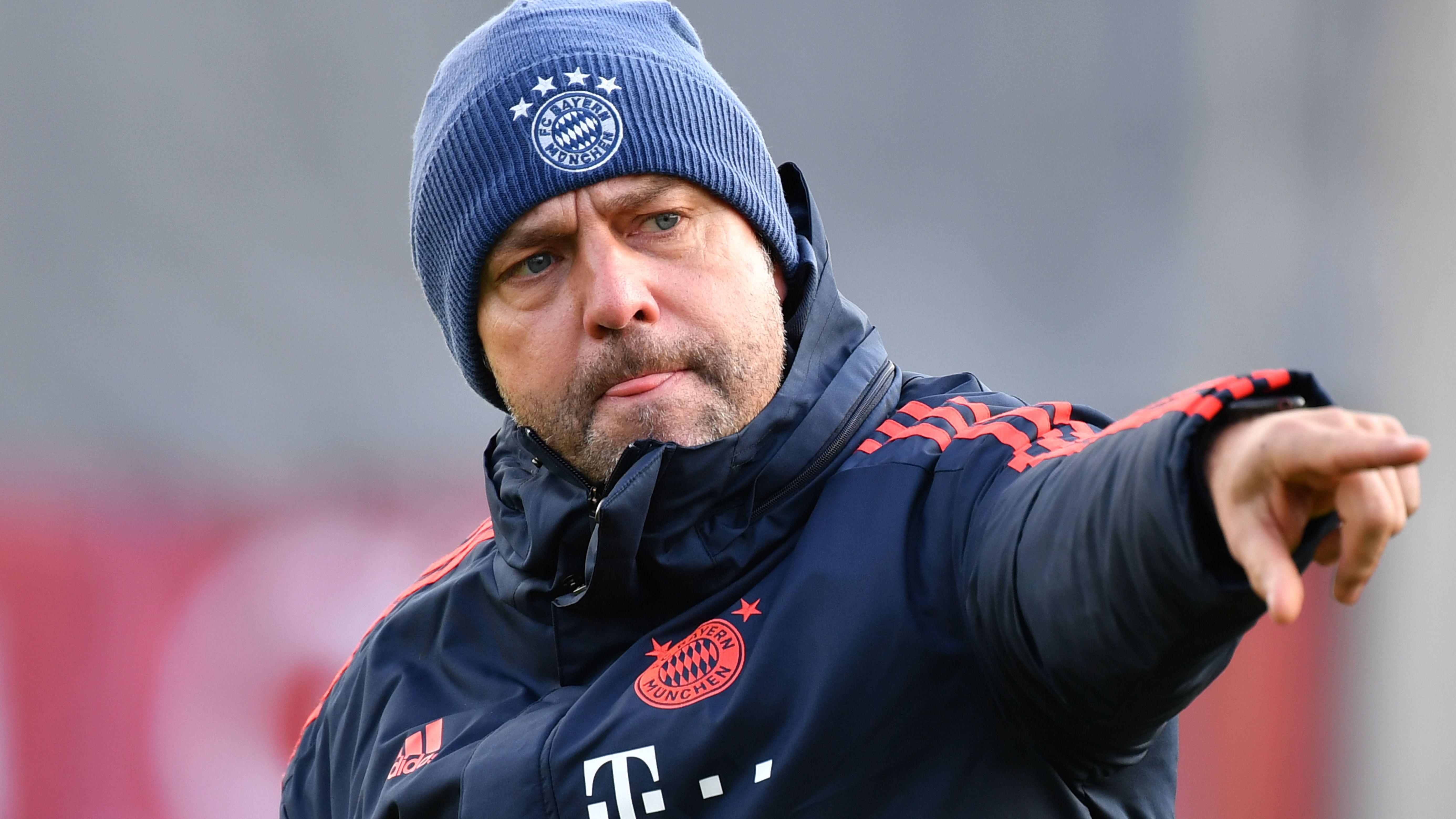 Trainer Hansi Flick