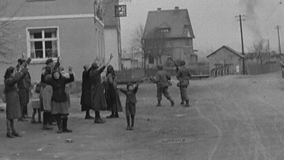 Hände hoch statt Sieg Heil: Die Amerikaner in Unterfranken