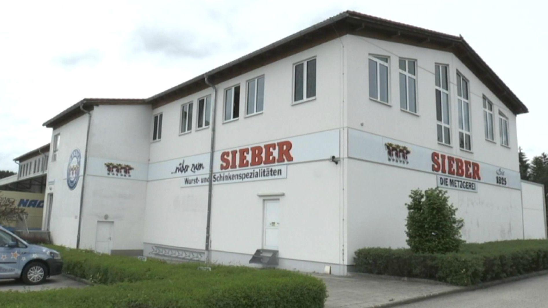 Metzgerei Sieber in Geretsried.