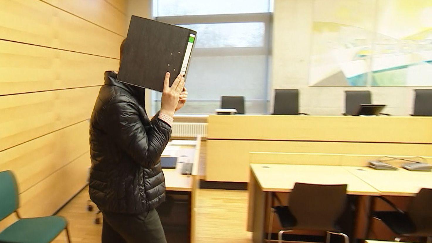 Prozessauftakt im Würzburger Kinderporno-Fall