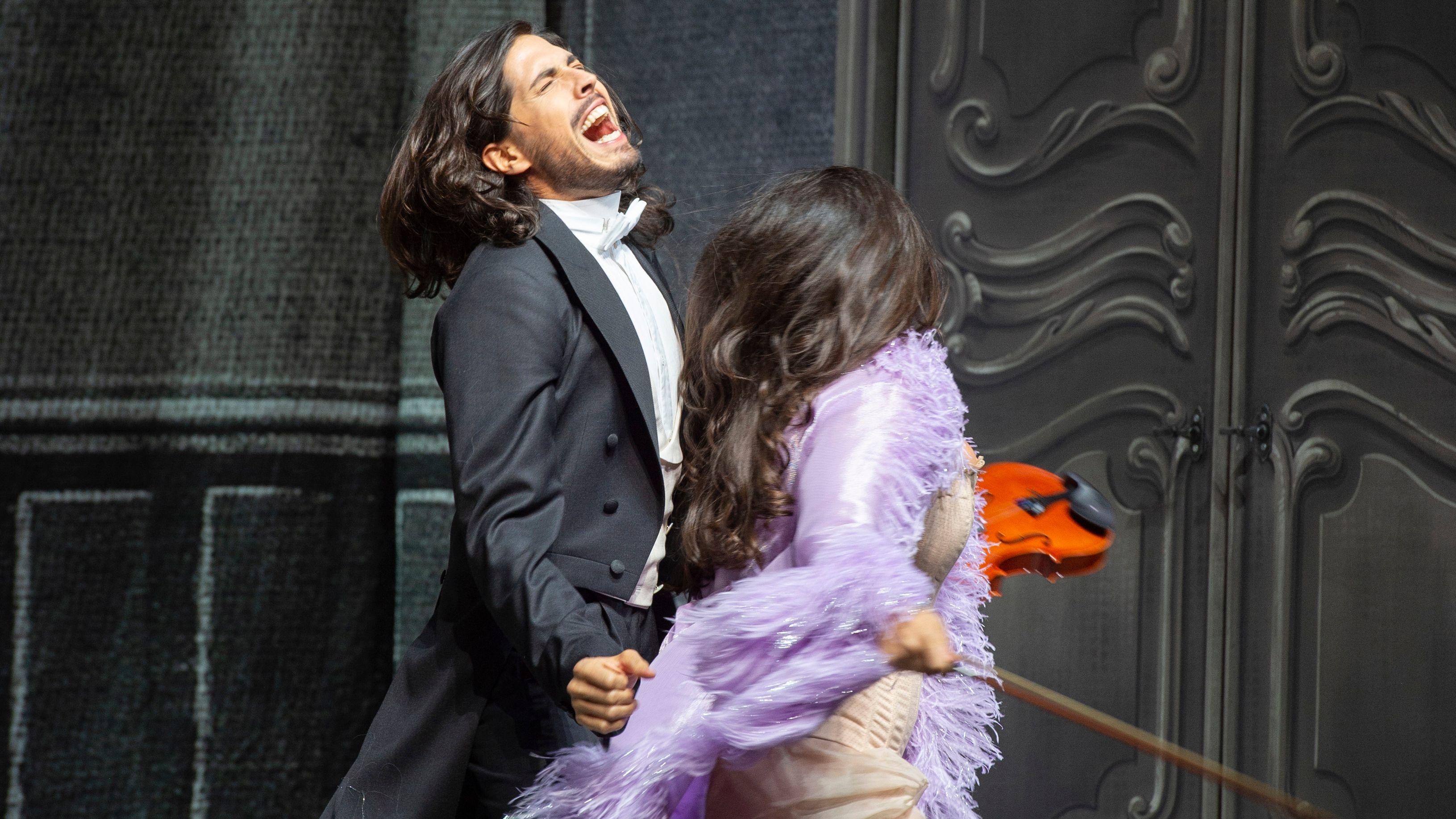 Operetten-Furor mit Offenbach
