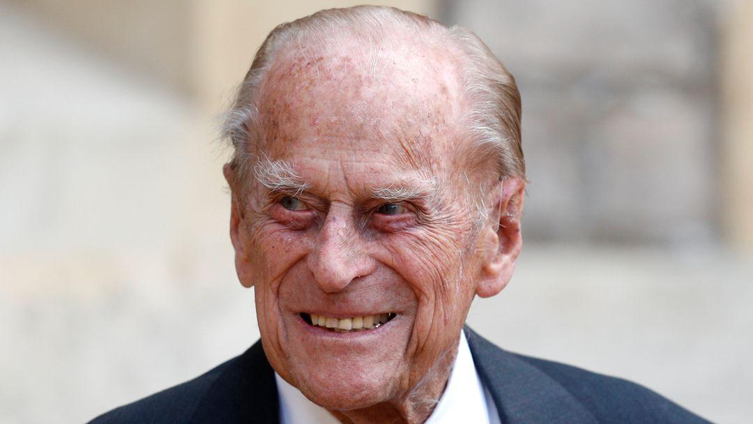22.07.2020: Prinz Philip, Herzog von Edinburgh
