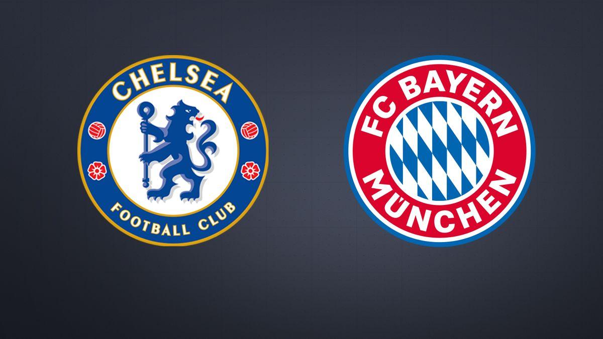 Champions League: FC Chelsea - FC Bayern München