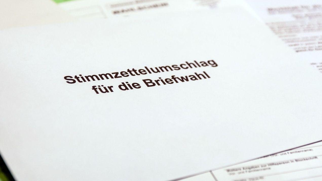 Briefwahl zur Kommunalwahl 2020