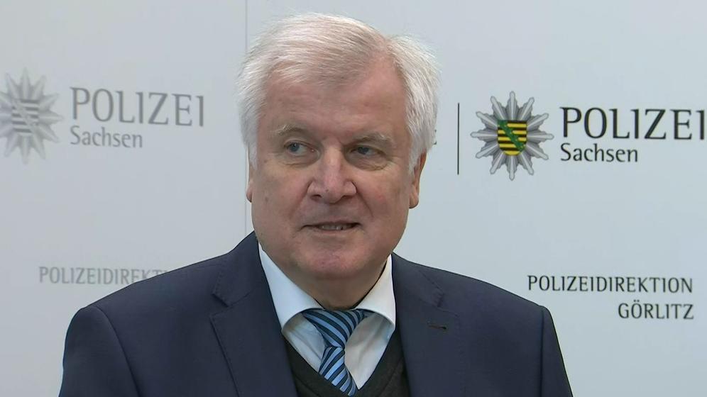 Horst Seehofer | Bild:Bayerischer Rundfunk 2018