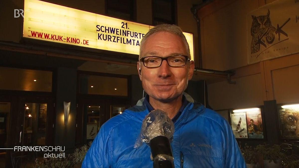 BR-Reporter Norbert Steiche