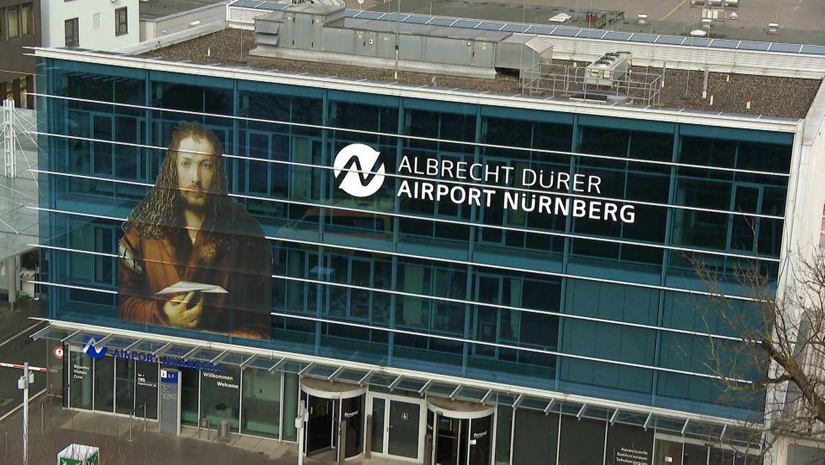 Krise trifft Nürnberger Airport schwer