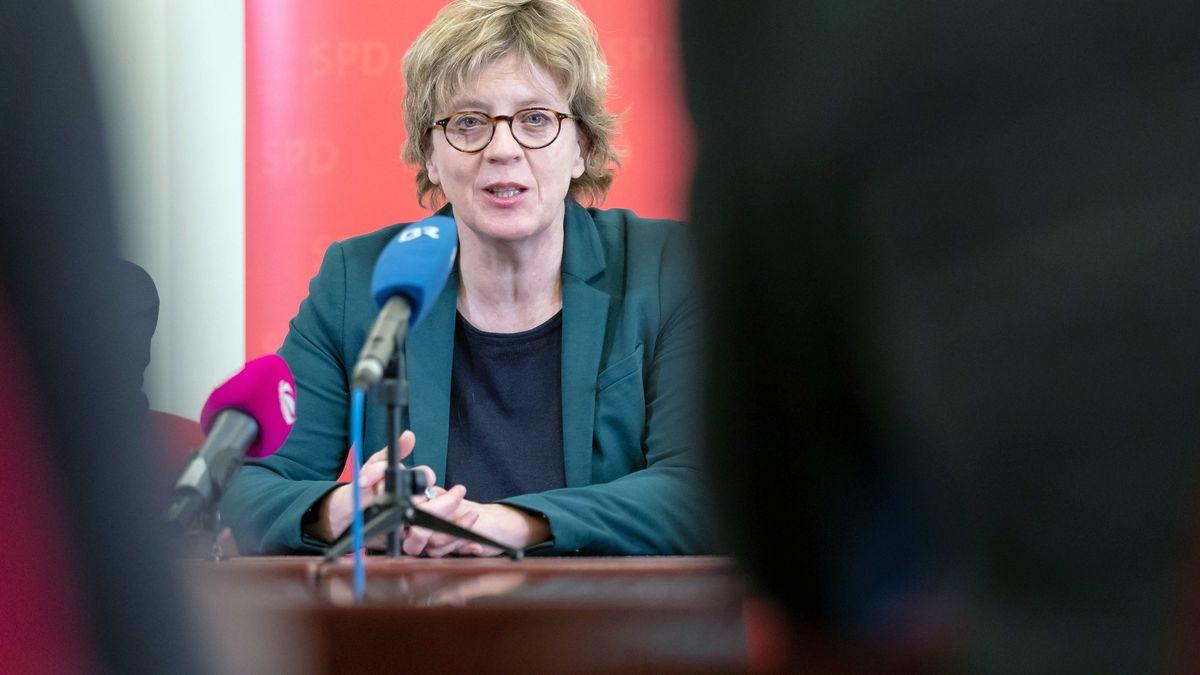 Natascha Kohnen nach den Kommunalwahlen in Bayern