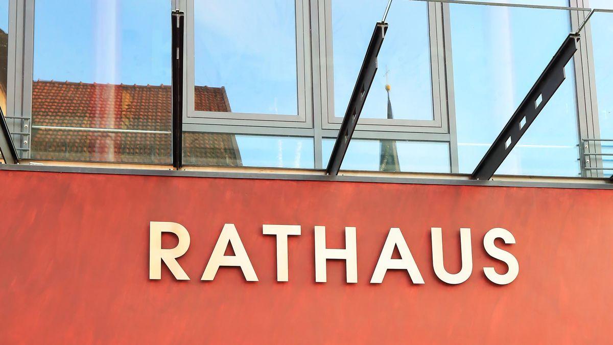 Rathaus in Durach im Allgäu